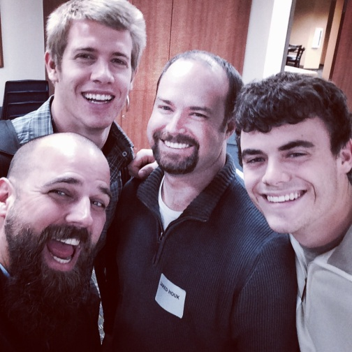 We were blessed to meet sharpening friends like these bros at the Mid-Level Training event in Austin, TX.