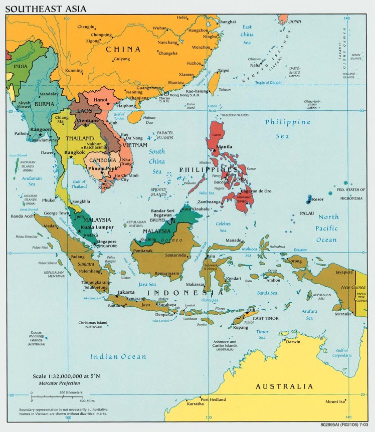 We are serving on a short-term team that is traveling to 2 unreached countries in SE Asia Feb 1-11.