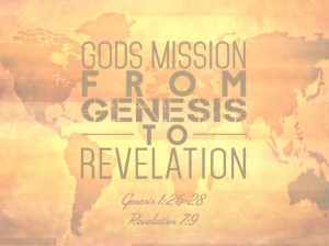 God's Mission From Genesis to Revelation