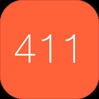 411 Button