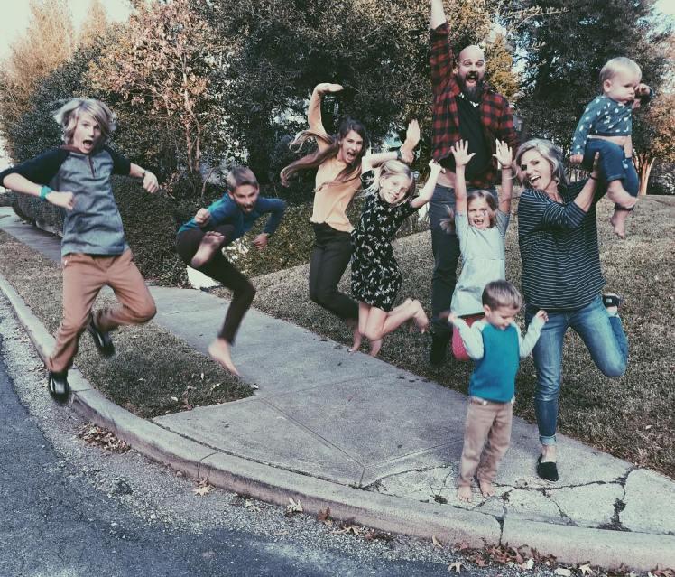 Cooper Family JUMP