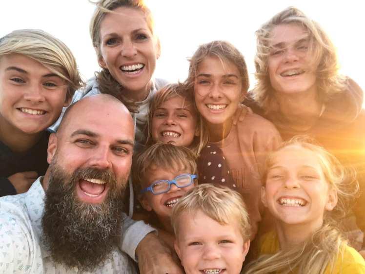 Cooper Family 2019